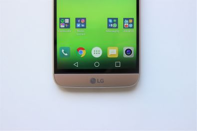 Análise review LG G5