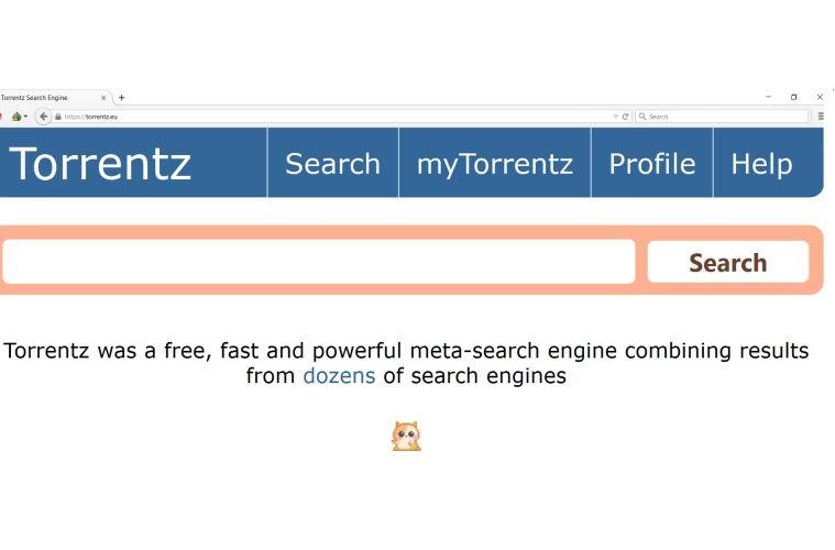 Torrentz fechou