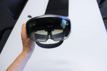 Microsoft HoloLens Future Behind