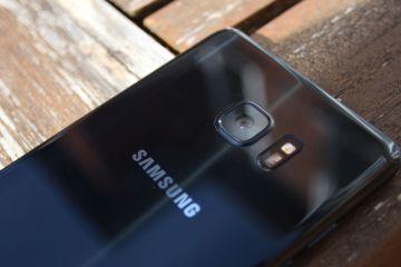 Samsung Galaxy Note 7 Galaxy S8