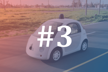 Carro sem condutor Google
