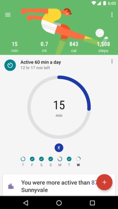 Google Fit - Android