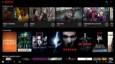 Netflix - Windows 10