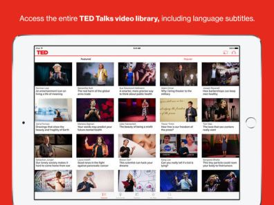 TED - iOS e Android