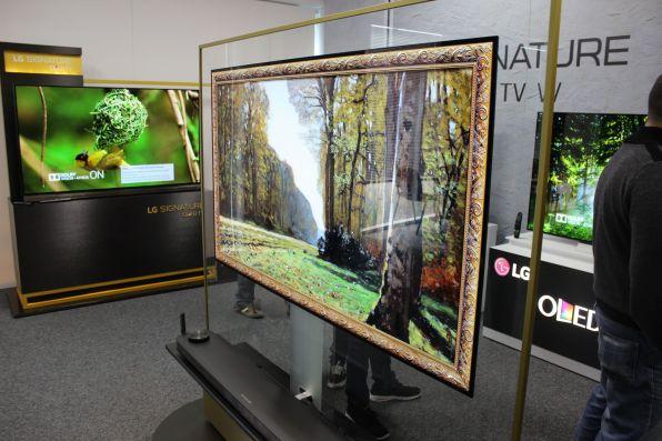 LG OLED W7