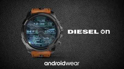 Diesel On   Android Wear 2.0