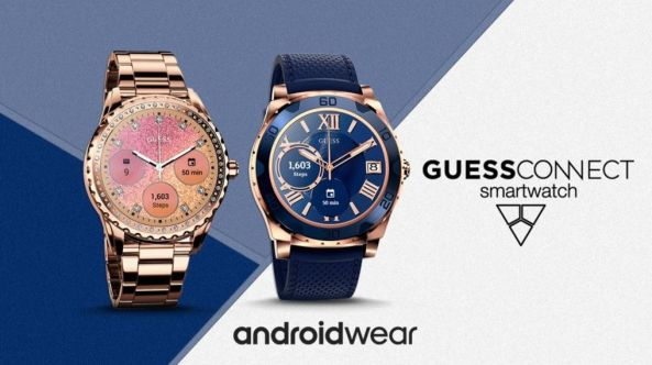 Guess Connect | Android Wear 2.0