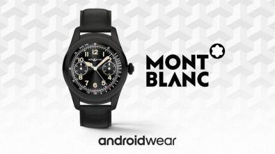 Montblanc Summit | Android Wear 2.0