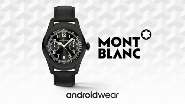 Montblanc Summit | Android Wear 2.0