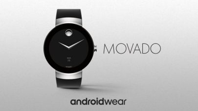 Movado Connect | Android Wear 2.0