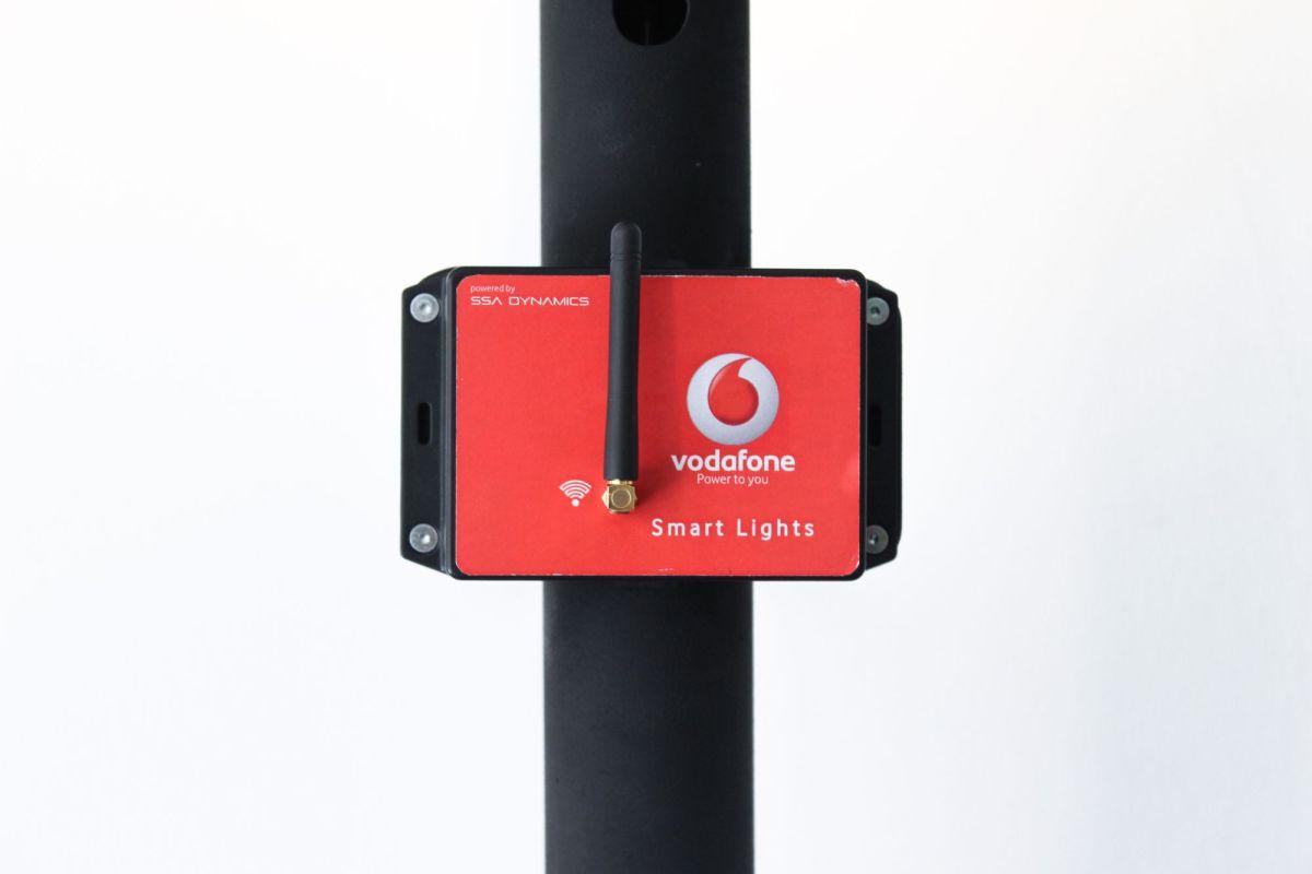 Cascais Smart City | Vodafone Luminária
