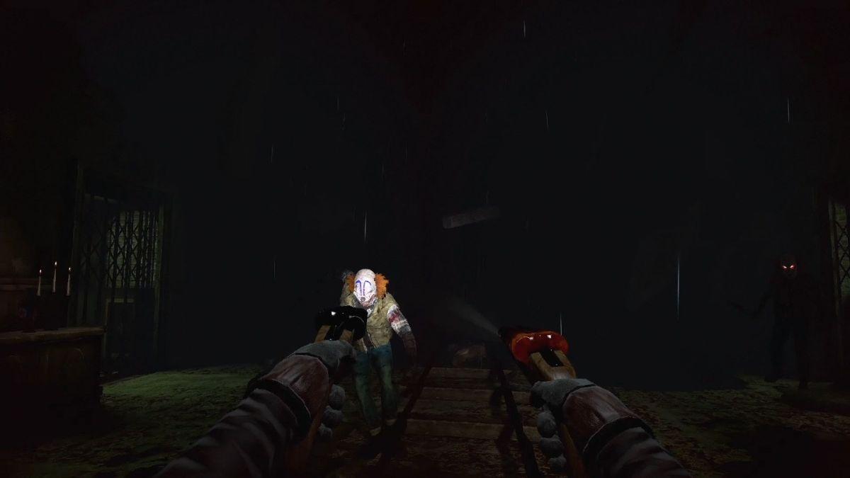 Until Dawn: Rush of Blood PlayStation VR