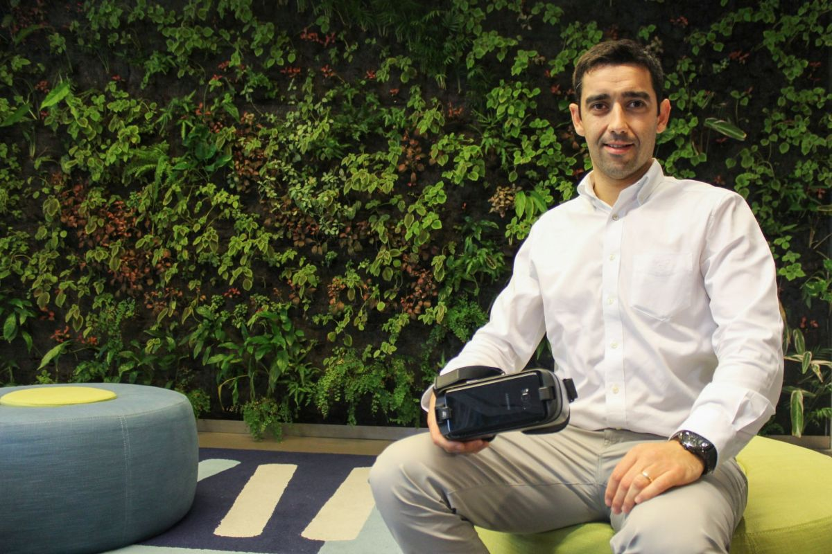 MEO Go VR Realidade Virtual Jorge Rosa