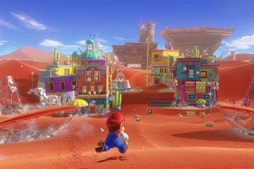 Super Mario Odyssey Nintendo
