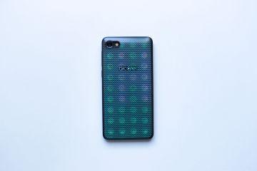 Análise Review Alcatel A5 LED