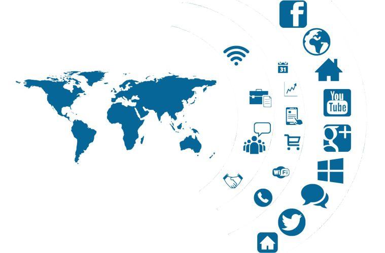 Internet descentralizada