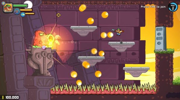Análise review Greedy Guns