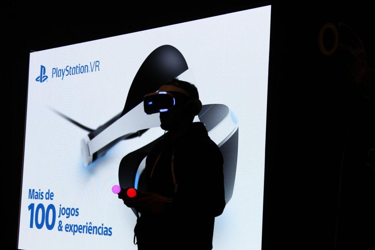 PlayStation VR Lisboa Games Week