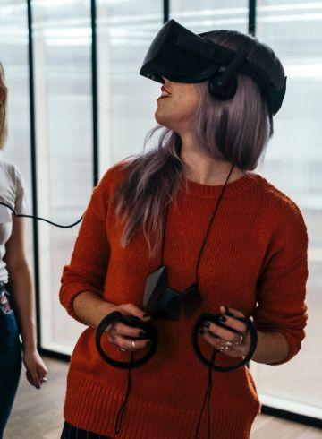 Realidade virtual | Realidade aumentada | VR AR