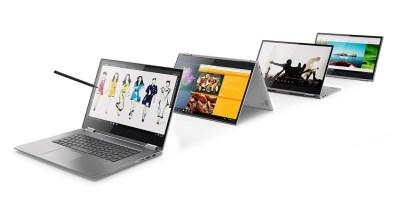 O Portátil Lenovo Yoga 730 13'' apresenta-nos o melhor de dois mundos. Performance de topo com processadores Intel Core de 8a e com apenas 1,12Kg torna-se o companheiro perfeito para um dia de aulas. Outras características incluem: Ecrã táctil, tecnologia fast charge e ainda som imersivo com a tecnologia Dolby Atmos. PVP: Desde €1499