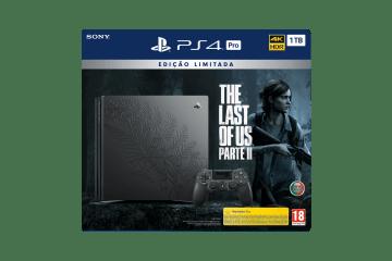 The Last of Us Parte II Caixa