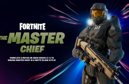 Fortnite Master Chief