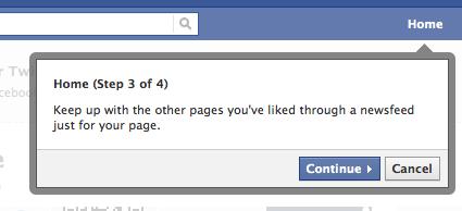 Facebook Als Seite Agieren