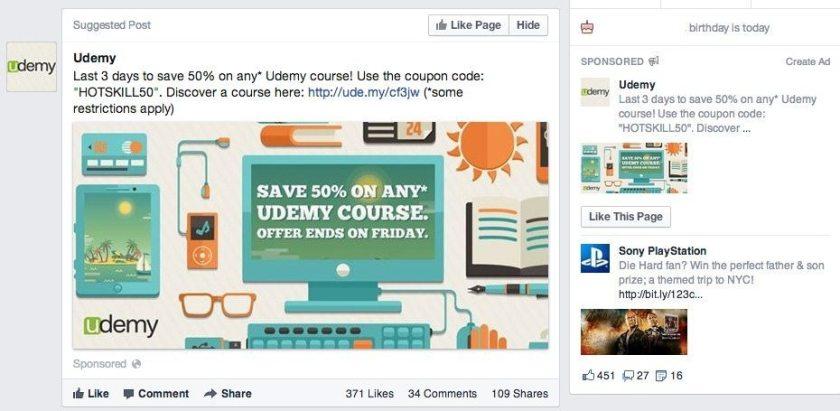 Newsfeed Ads
