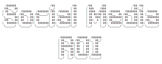 Socia Media ROI - ASCII