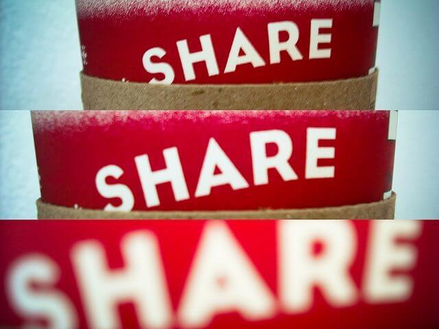 Facebook Studie: Nutzer Teilen am liebsten auf Facebook