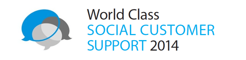 World Class Social Customer Support 2014