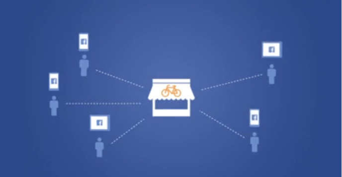Facebook Location Based Marketing - Local awareness Anzeigen