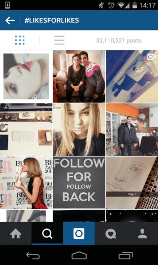 Instagram Marketing - Nicht alle Hashtags führen zum Erfolg