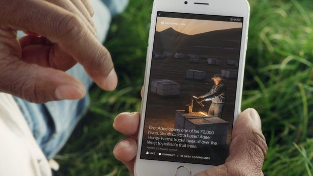 Facebook Instant Articles -Bild und Spiegel Online als Partner -Photo