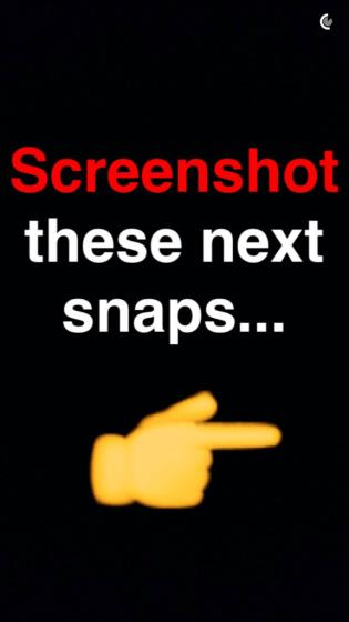 Snapchat Kampagne - Taco Bell