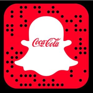 Coca Cola Snapchat