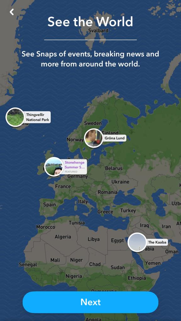 wie man privaten Snapchat sieht