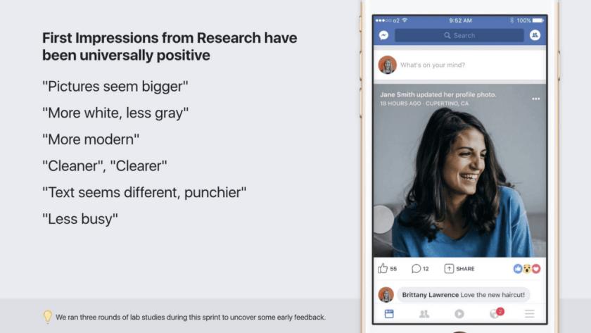 Neuer Facebook News Feed 2017 - Redesign Facebook