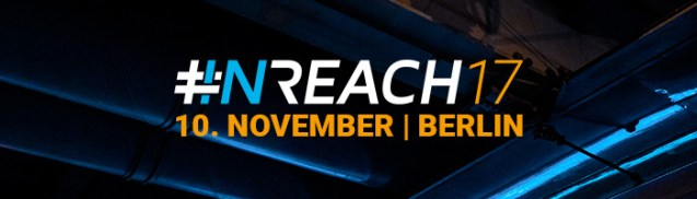 INREACH - Influencer Marketing Konferenz Berlin 2017