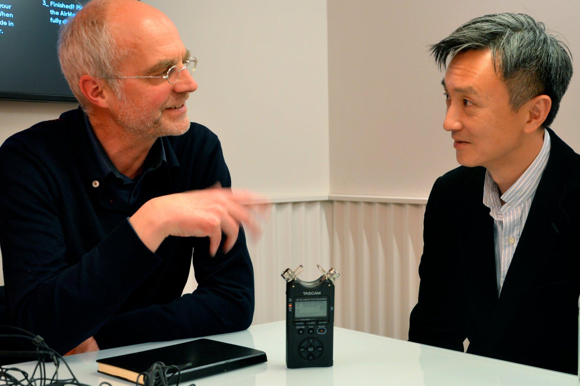 Podcast mit Zuora Gründer Tien Tzuo