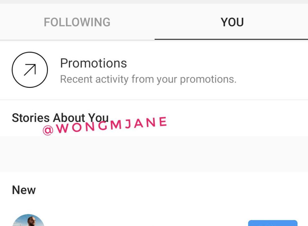 """Keine Erwähnung in Instagram Stories mehr verpassen: Instagram testet """"Stories about you"""" Bereich"""