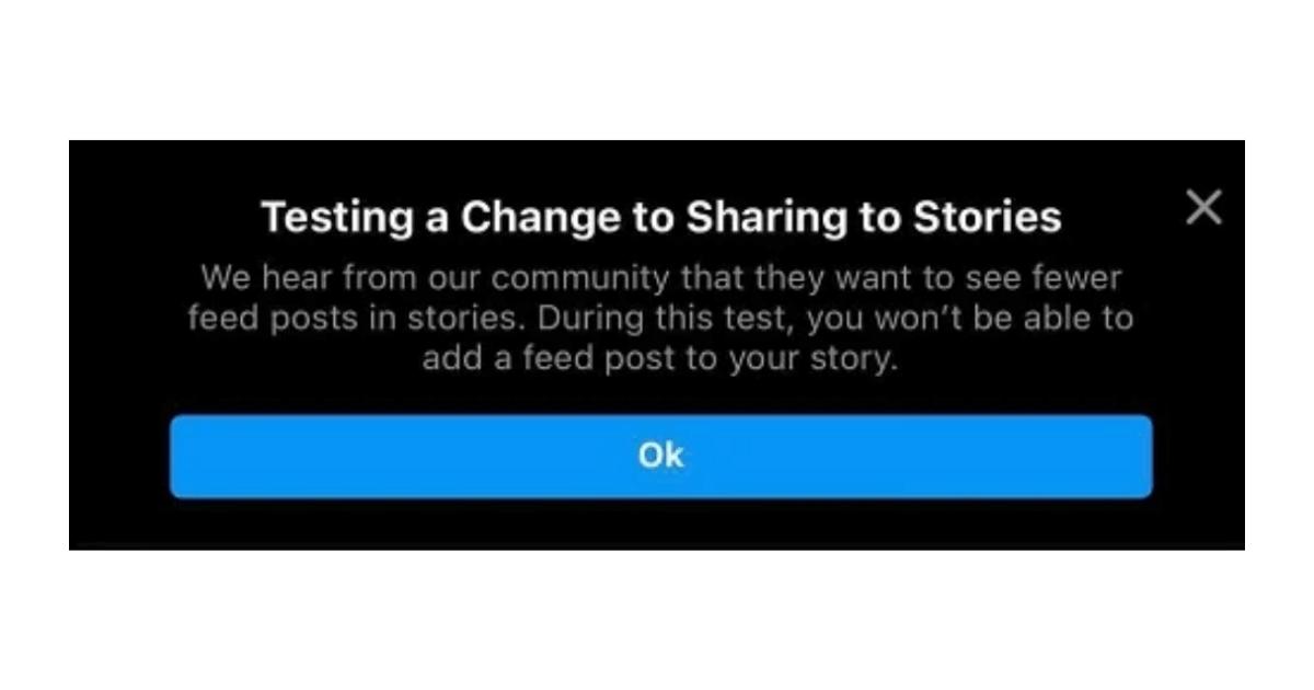 Instagram-Feed.Posts-Teilen-Story-geht-nicht