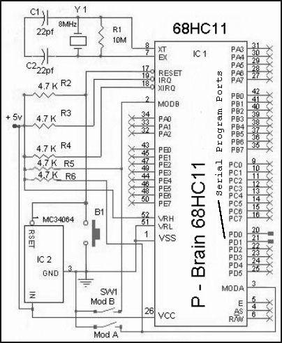8 Bit Cpu Schematic TV Schematic Wiring Diagram ~ Odicis