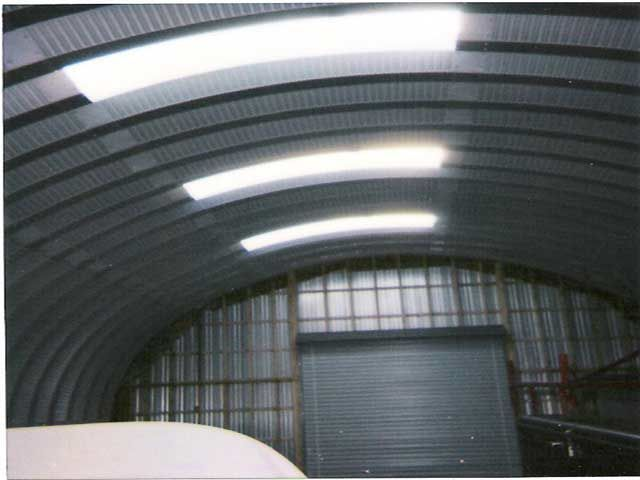 Skylights for Steel Buildings from Future Buildings