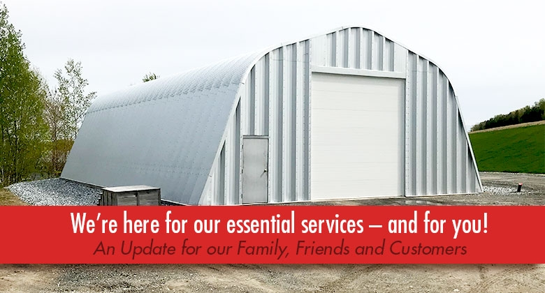 Prefabricated Steel Metal Buildings Canada Usa Future Buildings