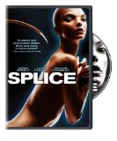 Splice DVD Cover
