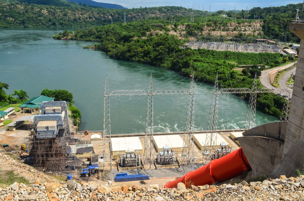 Implications of hydro dams for decarbonising Ghana's energy consistent with Paris climate objectives