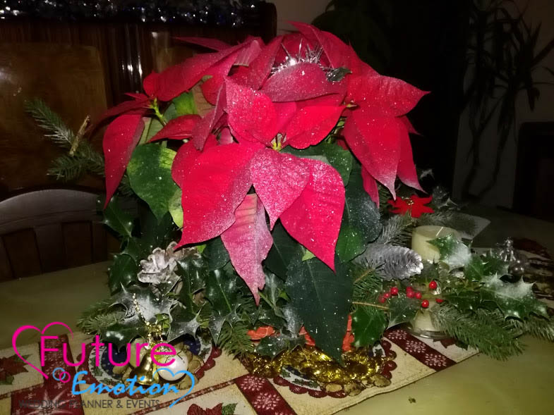 centrotavola natalizio originale