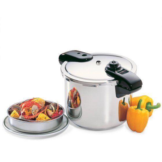 Presto 8-Quart Pressure Cooker 01370