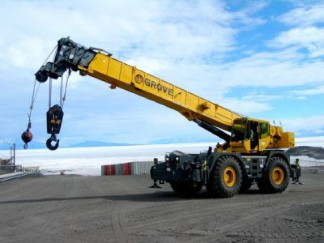 5 Types of Cranes That Are Used in Construction Today